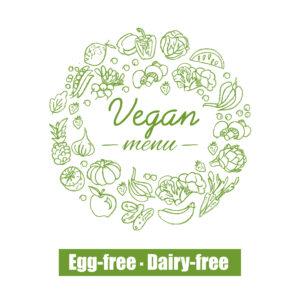 26. Vegan Options